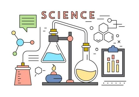 Free Science Vector Elements