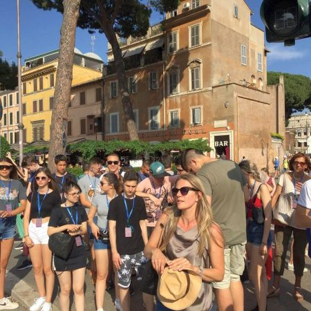 Chartwell International School - Residential trip to Rome
